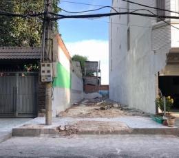 120m2 đất 6x20 MT đường số Nguyễn Kiệm Gò Vấp Nguyễn Văn Công SB Tân Sơn...